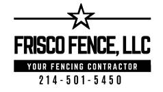 Stained six foot side by side Cedar fence in Little Elm - Frisco Fence, LLC