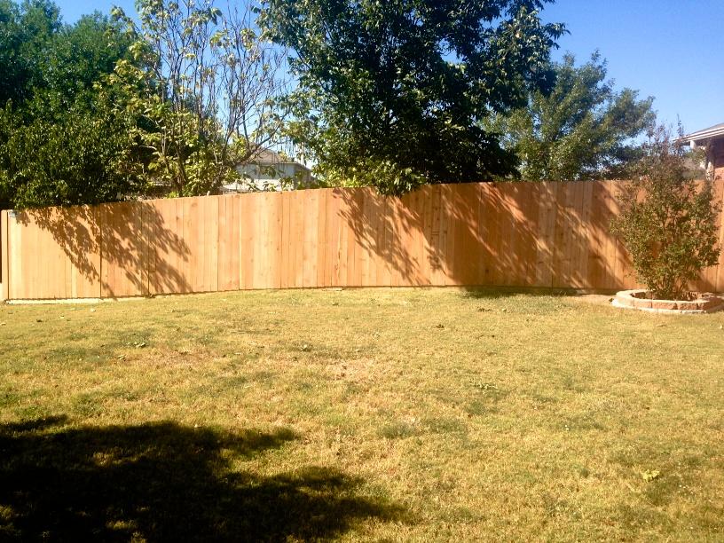 New Fence In Rockwall Texas Frisco Fence Llc