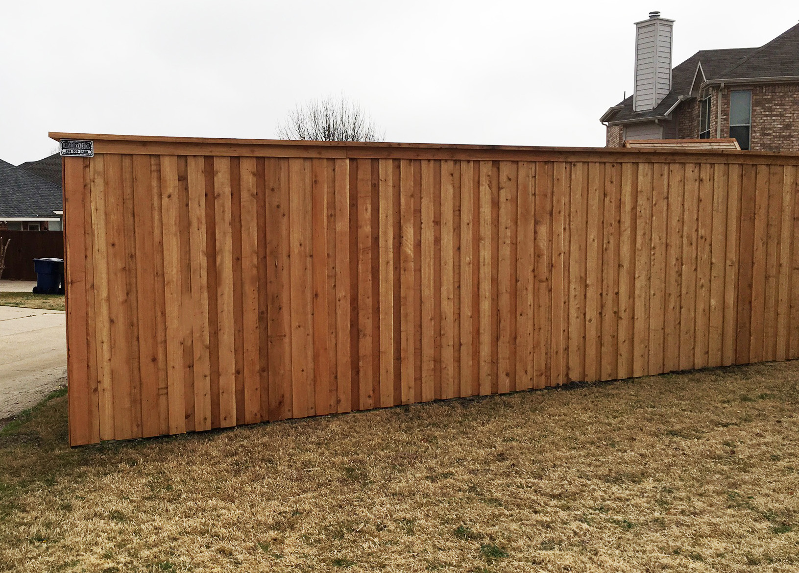 Wood Fencing Designs